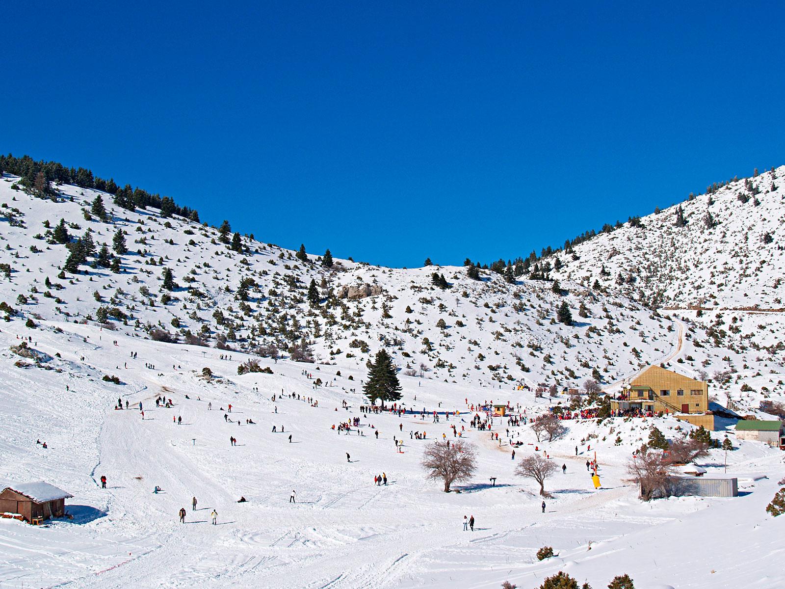 Χιονοδορμικό Κέντρο Μαινάλου